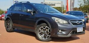 2012 Subaru XV G4X MY12 2.0i-S Lineartronic AWD Grey 6 Speed Constant Variable Wagon