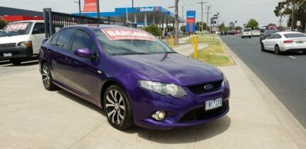 2009 Ford Falcon FG XR6 5 Speed Auto Seq Sportshift Sedan Deer Park Brimbank Area Preview