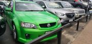 2007 Holden Ute VE SV6 5 Speed Sports Automatic Utility Prospect Prospect Area Preview