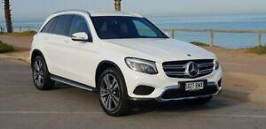 2018 Mercedes-Benz GLC250 X253 808MY 9G-Tronic 4MATIC White 9 Speed Sports Automatic Wagon
