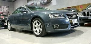2008 Audi A5 8T MY09 Quattro 6 Speed Sports Automatic Coupe Laverton North Wyndham Area Preview