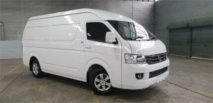 2018 Foton View CS2 K1 NA Transor White 5 Speed Manual Van Rocklea Brisbane South West Preview