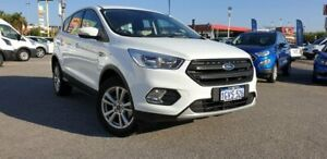 2019 Ford Escape ZG 2019.25MY Ambiente 2WD White 6 Speed Sports Automatic Wagon Morley Bayswater Area Preview