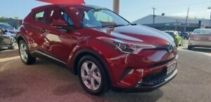 2018 Toyota C-HR 2WD Red Automatic Wagon Mackay Mackay City Preview