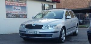 2007 Skoda Octavia 1Z Ambiente Wagon 5dr Seq. Mac 6sp 1.9DT Silver Automatic Wagon Liverpool Liverpool Area Preview