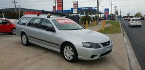 2007 Ford Falcon BF MkII XT (LPG) 4 Speed Auto Seq Sportshift Wagon Deer Park Brimbank Area Preview