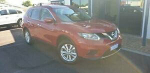2014 Nissan X-Trail T32 ST X-tronic 2WD Red 7 Speed Constant Variable Wagon East Bunbury Bunbury Area Preview