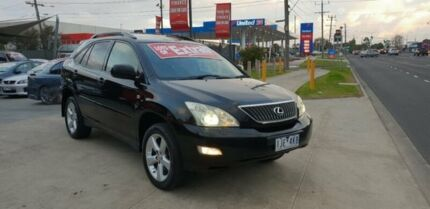 2006 Lexus RX350 GSU35R Sports Luxury 5 Speed Sequential Auto Wagon Deer Park Brimbank Area Preview