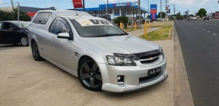 2008 Holden Commodore VE SS-V 6 Speed Automatic Utility Deer Park Brimbank Area Preview