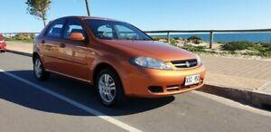 2005 Holden Viva JF Orange 4 Speed Automatic Hatchback Christies Beach Morphett Vale Area Preview