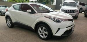 2018 Toyota C-HR 2WD White Automatic Wagon Mackay Mackay City Preview
