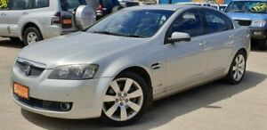 2006 Holden Calais VE V Silver 6 Speed Sports Automatic Sedan Greenslopes Brisbane South West Preview