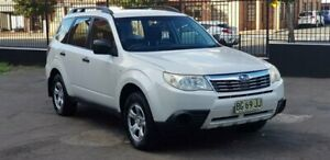 2010 Subaru Forester X S3 Auto Wagon AWD MY10 Good Condition Service Books Rego till July Liverpool Liverpool Area Preview