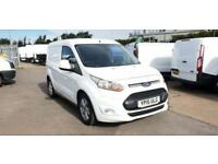 Ford Transit Connect 200 L1 Diesel 1.6 TDCi 115PS Limited Van EURO 5 (2015)