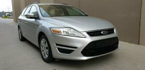 2014 Ford Mondeo MC LX PwrShift TDCi Silver 6 Speed Sports Automatic Dual Clutch Wagon Cheltenham Kingston Area Preview