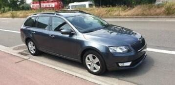 skoda octavia 1.6 cr tdi greenline ambition 2015 full ...