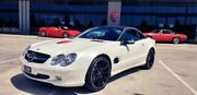 2003 Mercedes-Benz SL500 R230 Green 5 Speed Sports Automatic Roadster Laverton North Wyndham Area Preview