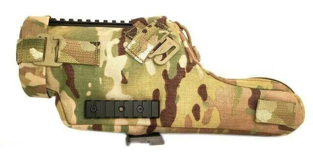 Leupold Mark 4 Tactical Spotting Scope 12-40x 60mm TMR Reticle w/ Multicam Cover