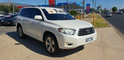 2009 Toyota Kluger GSU45R KX-S (4x4) 5 Speed Automatic Wagon Deer Park Brimbank Area Preview