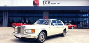 1990 Rolls-Royce Silver Spirit II Cream 3 Speed Automatic Sedan Laverton North Wyndham Area Preview