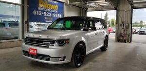 2018 Ford Flex Limited AWD Fully Loaded