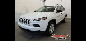 Jeep Cherokee Sport A/C **Inspection complète** 2014