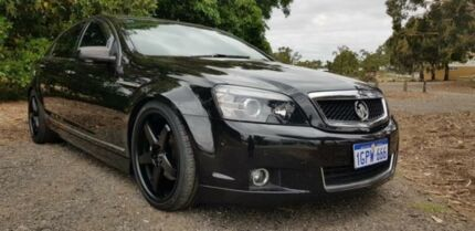 2015 Holden Caprice WN MY15 V Black 6 Speed Auto Active Sequential Sedan Kenwick Gosnells Area Preview