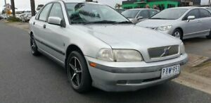 1999 Volvo S40 MY00 Silver 4 Speed Automatic Sedan Cheltenham Kingston Area Preview