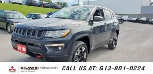 2018 Jeep Compass 4X4 Trailhawk w/ Navigation