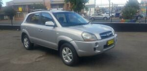 2009 Hyundai Tucson City Sx Wagon 5speed Manual 4Cylinder 2.0L Engine Rego Till 21/8/2021 Liverpool Liverpool Area Preview