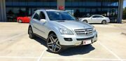 2007 Mercedes-Benz ML350 W164 MY08 Luxury Silver 7 Speed Sports Automatic Wagon Laverton North Wyndham Area Preview