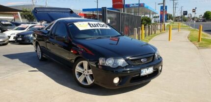 2007 Ford Falcon BF MkII XR6T Ripcurl 6 Speed Auto Seq Sportshift Utility Deer Park Brimbank Area Preview