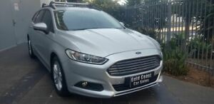 2016 Ford Mondeo MD Ambiente TDCi Silver 6 Speed Automatic Wagon Southport Gold Coast City Preview