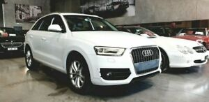 2014 Audi Q3 8U MY14 TFSI S Tronic Quattro 7 Speed Sports Automatic Dual Clutch Wagon Laverton North Wyndham Area Preview