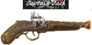 1x-Pirate-Highwayman-Musket-Pistol-Gun-Fancy-Dress-Costume-Accessory-Toy-BNIB