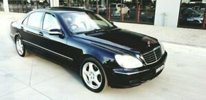 2003 Mercedes-Benz S500 V220 L Blue 5 Speed Automatic Sedan Laverton North Wyndham Area Preview