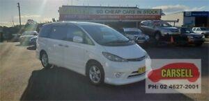 2003 Toyota Estima ACR30 White Wagon Campbelltown Campbelltown Area Preview