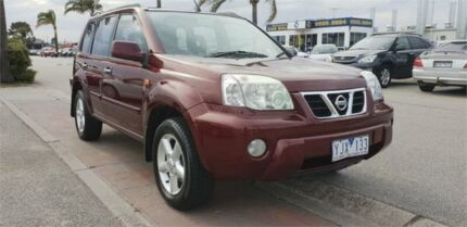 2002 Nissan X-Trail T30 TI 4 Speed Automatic Wagon Cheltenham Kingston Area Preview