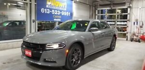 2018 Dodge Charger AWD GT w/ Navigation, Sunroof