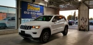 2018 Jeep Grand Cherokee Limited 4x4 Fully Loaded