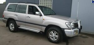 2003 Toyota Landcruiser UZJ100R GXL 5 Speed Automatic Wagon Prospect Prospect Area Preview