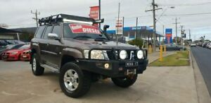 2004 Nissan Patrol GU IV ST-L (4x4) 4 Speed Automatic Wagon Deer Park Brimbank Area Preview