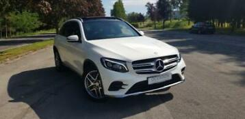 mercedes-benz glc 220 d 4-matic pack amg ***garantie 5 ...