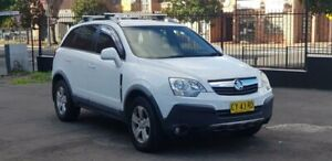 2009 Holden Captiva 5 CG MY10 Wagon 5 speed Manual Rego till july Liverpool Liverpool Area Preview