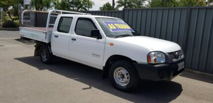 2004 Nissan Navara D22 MY2003 DX 4x2 5 Speed Manual Utility Prospect Prospect Area Preview