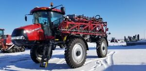 2018 Case IH 4440 Sprayer loaded w/ AIM CMD FLEX! $439,000.00