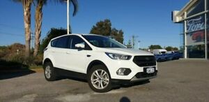 2018 Ford Escape ZG 2018.75MY Ambiente 2WD White 6 Speed Sports Automatic Wagon Morley Bayswater Area Preview