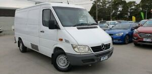 2005 Mercedes-Benz Sprinter MY05 308CDI Low Roof SWB White 5 Speed Manual Van Dandenong Greater Dandenong Preview