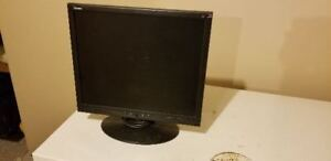 """17"""" LCD monitor for sale"""
