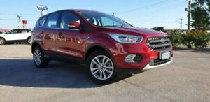 2019 Ford Escape ZG 2019.25MY Ambiente 2WD Red 6 Speed Sports Automatic Wagon Morley Bayswater Area Preview